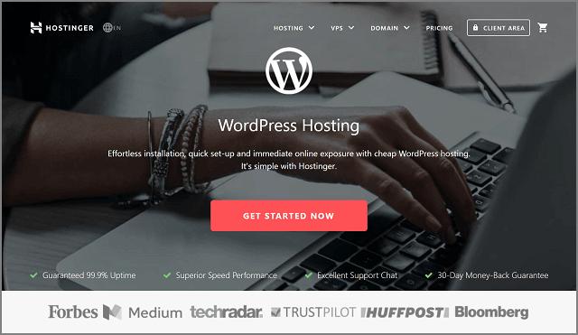 Hostinger - Best and Cheapest WordPress Hosting
