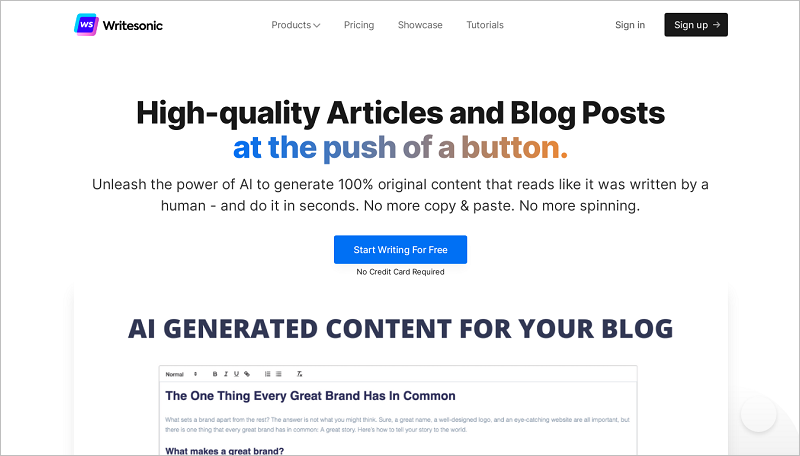 Article Creator Online Free